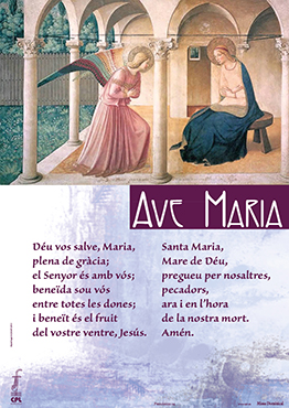 Cartell MD: Ave Maria