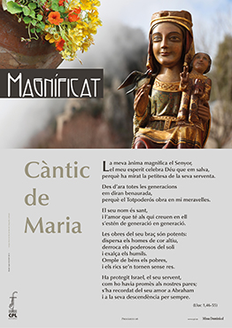 Cartell MD: Magnificat
